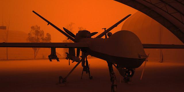 Os assassinatos com drones praticados pelo governo Obama
