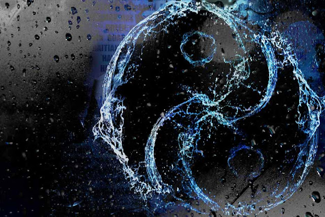 The Miracle of Water: The Yin & the Yang  Ying_yang_water
