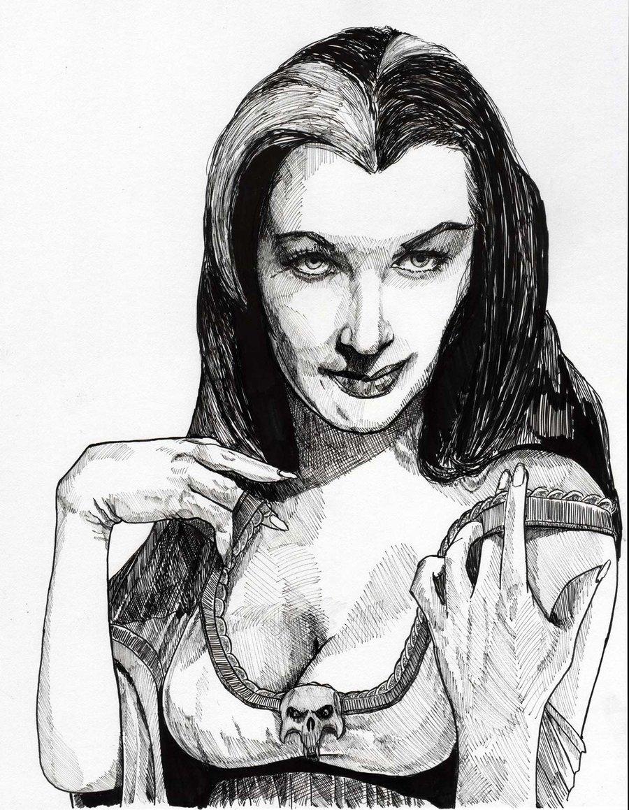 Ilustrações incríveis de Joe Humphrey