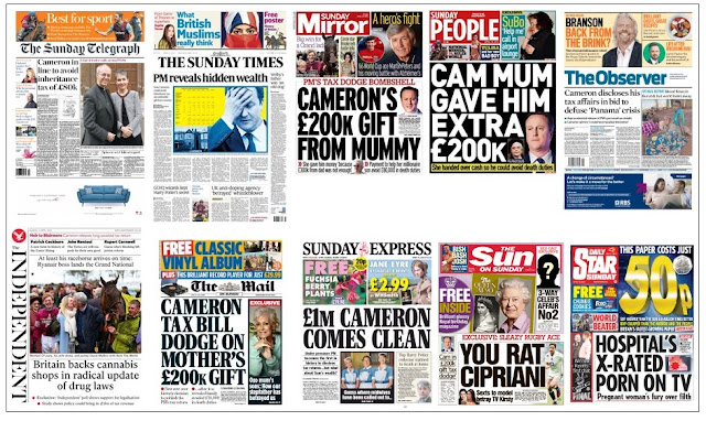 front pages 10-04-16