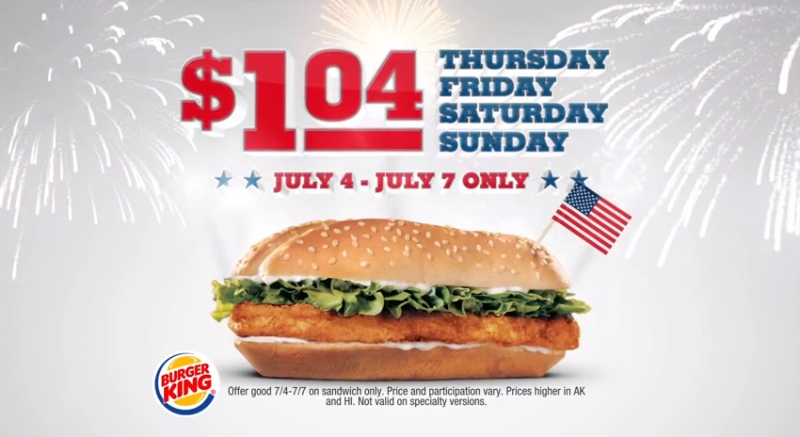 BURGER KING® Get Fresh Offers, 2 for $5 Mix and Match, Original Chicken Sandwich, Big King, Extra Long Fish Sandwich, Big Fish Sandwich, Extra Long Cheeseburger, Chicken Burger Sandwich, Chicken Nuggets, 2 for $4 Crossianwich, 5 for $4 Value Deal, Burger King Deals, Burger King Offers, BK, Burger King coupons.