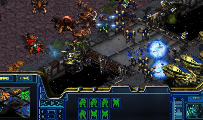 Game RTS PC - StarCraft II