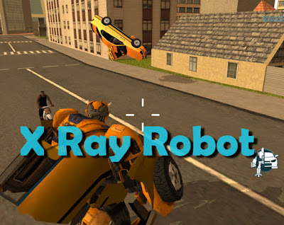 download X Ray Robot Apk v1.3 For Android Versi Terbaru