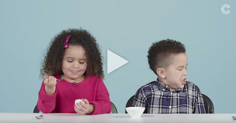 Watch how these American kids reacted when they tasted Filipino food