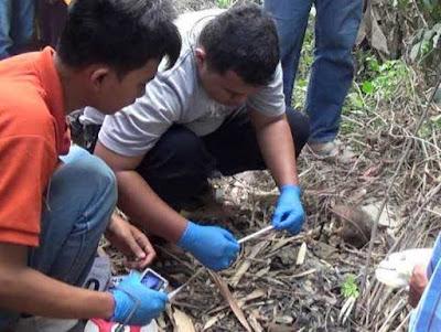 Balita berusia 4 tahun di temukan tewas terbakar