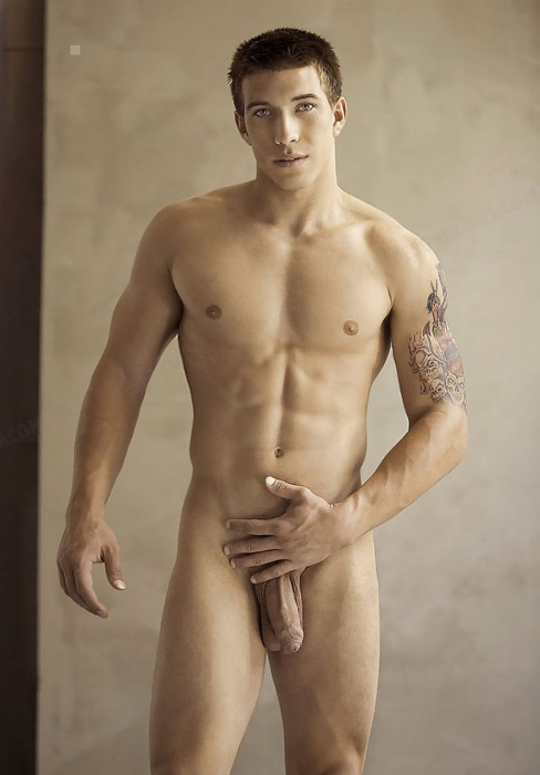 hot naked men models in europe