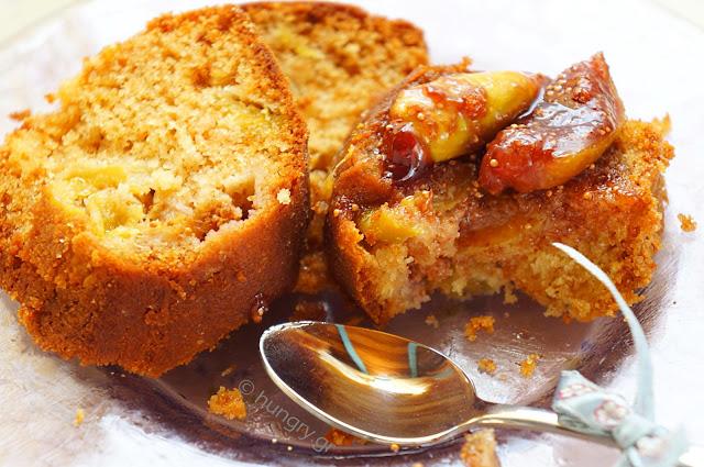 Fig Cake & Fresh Fig Spoon Sweet