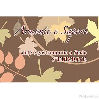 Armonie e sapori, rassegna di musica e gastronomia fino al 20 dicembre Serle (BS)