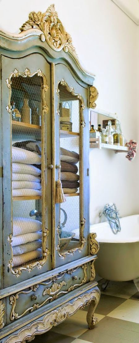shabby chic bathroom decoist
