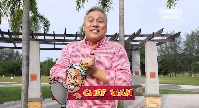 Selera Rasa Seksa Dihoskan Chef Wan