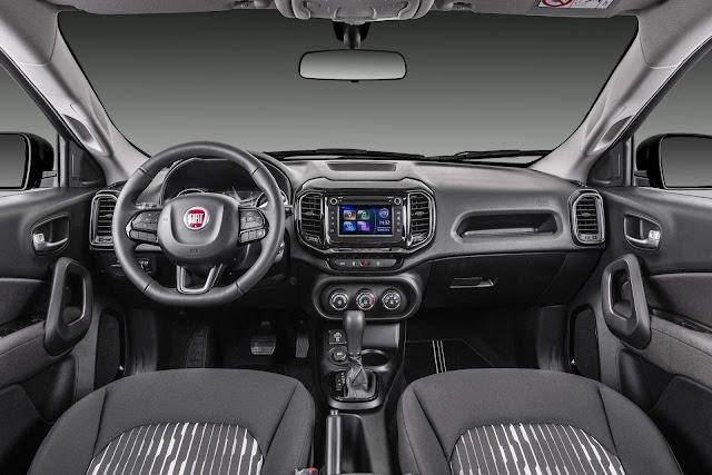 Fiat Toro Endurance 2019 Flex Automática