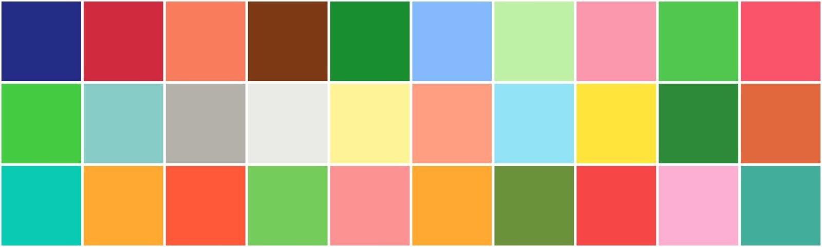 jakim typem kolorystycznym jesteś