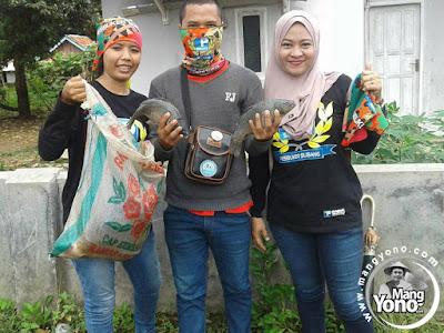 MURI Tangkap Ikan Tanpa Alat/Ngagobyag