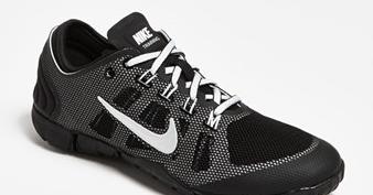 separation shoes e5614 c97f1 My Superficial Endeavors  Nike Free Bionic Training Shoe - Black Silver