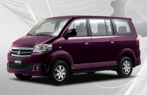 Suzuki's APV Multipurpose Van