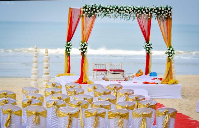 Luxury Beach Weddings