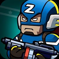 Captain Zombie Avengers Hack Mod
