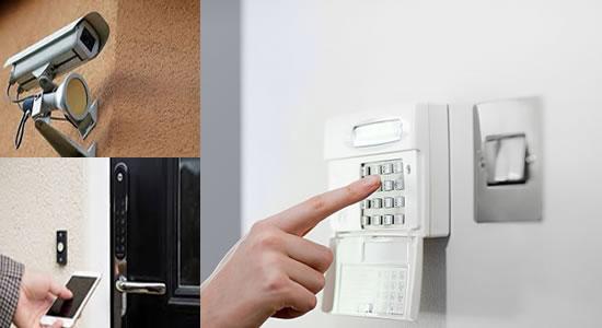 Alarmas De Seguridad y Sistemas De Seguridad y Control De Acceso