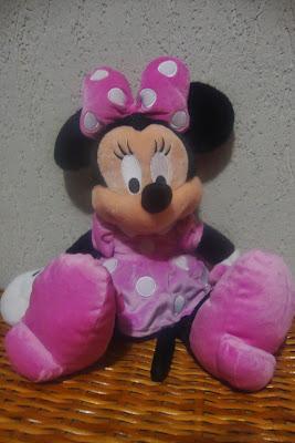 Pelúcia da Minnie