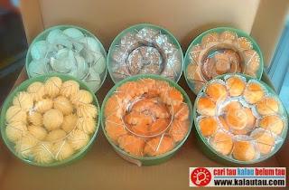 kalautau.com - Peluang Usaha Ramadhan Berjualan Kue lebaran dan parsel
