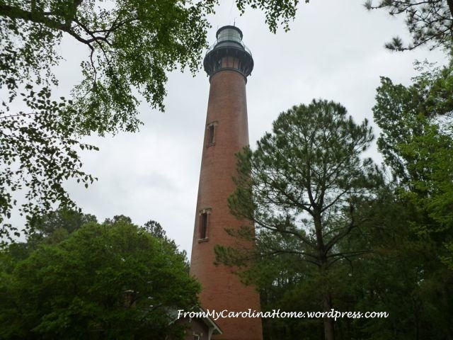 North Carolina Lighthouses - From My Carolina Home