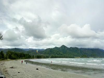 Pantai ritting, aceh besar