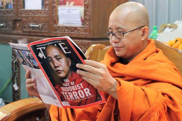 Myanmar Larang Biksu Radikal Ashin Wirathu Berceramah Selama Satu Tahun