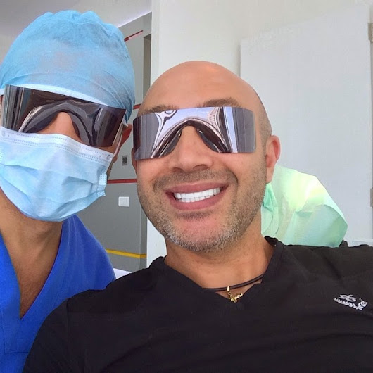 Million Dollar Hollywood Smile in Beirut Lebanon with Dr.Habib Zarifeh