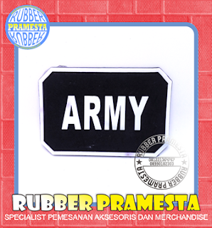 PATCH RUBBER | VELKRO KARET | KARET VELKRO | RUBBER PATCH