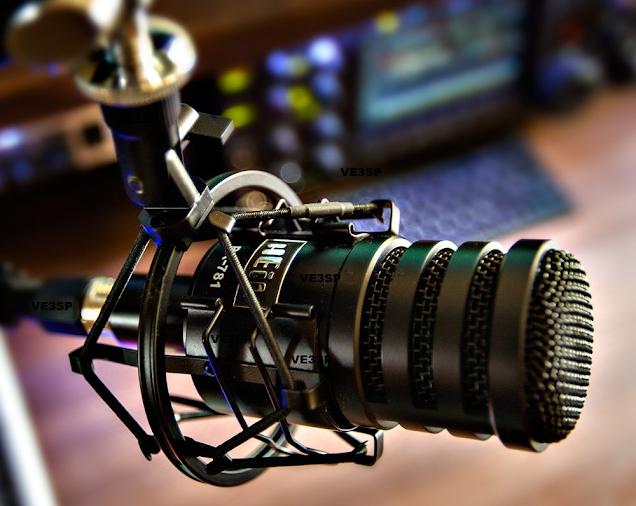 VE3SP Heil Sound PR-781 Microphone