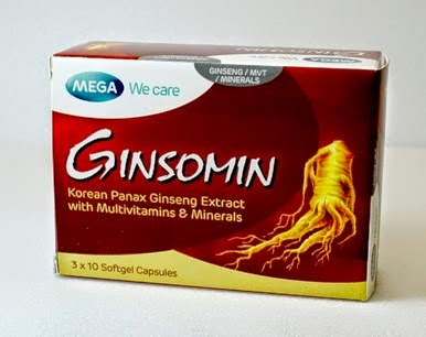 Ginsomin Mega We Care
