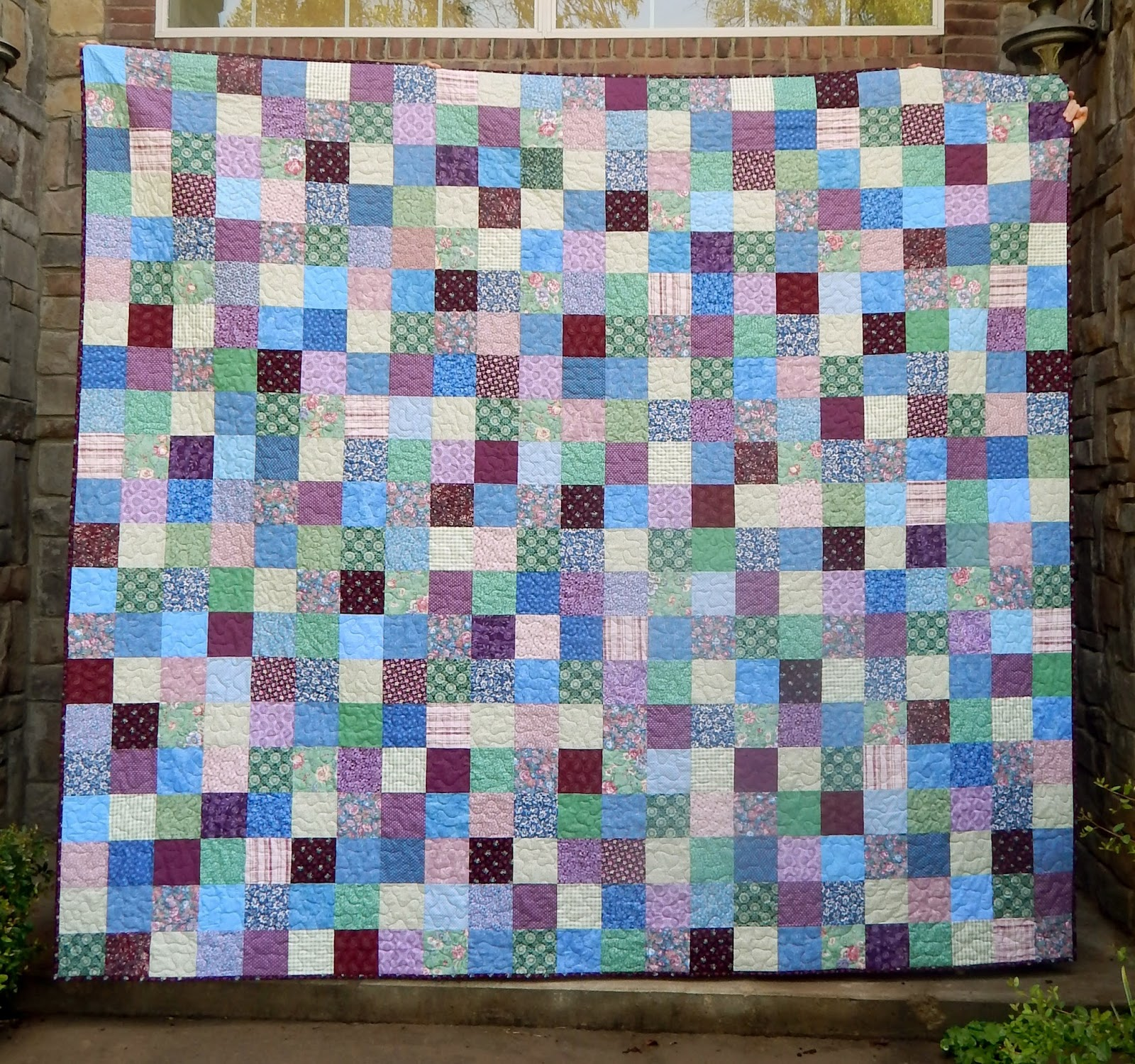 The Fleming S Nine 2016 Quilts