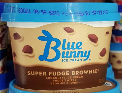 On Second Scoop: Ice Cream Reviews: Blue Bunny gets rebranded (and ...