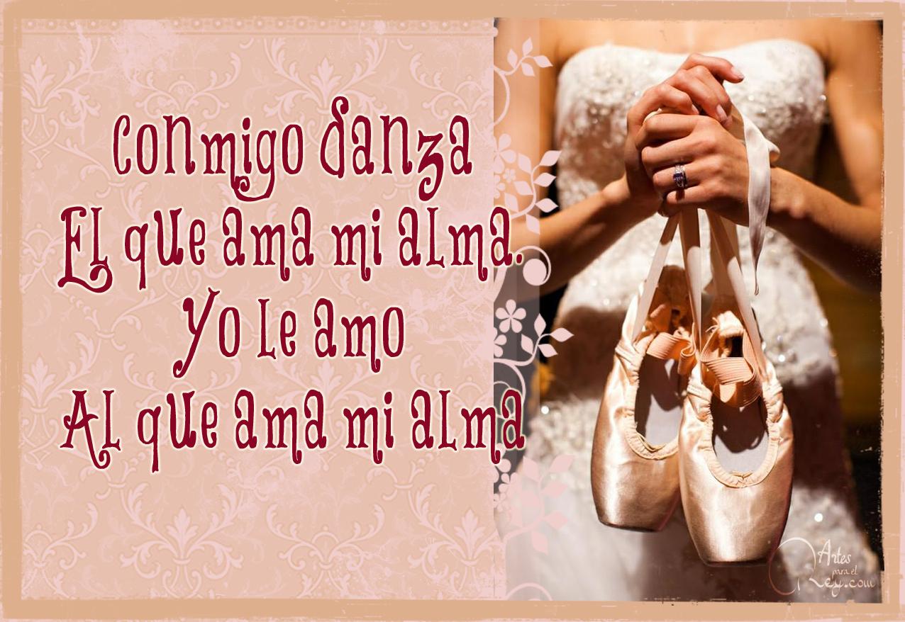 ARTES PARA EL REY: Conmigo Danza