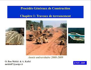 procédés généraux de construction de génie civil, procédé de construction bâtiment, procédés généraux de construction tsgo, procedes generaux de construction ppt, cours de technologie de construction batiment,
