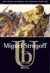 Portada del libro miguel strogoff para descargar en pdf gratis