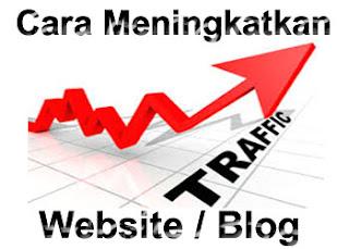 Menghasilkan Traffic Web Sebagai Kemungkinan terbanyak
