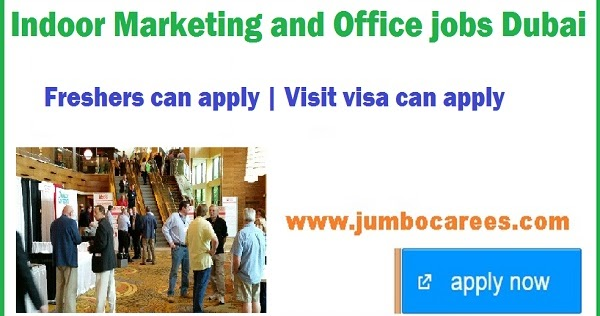 Latest Indoor Marketing And Office Jobs For Freshers In