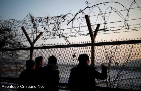Campos de trabajos forzados en Corea del Norte