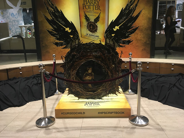 Harry Potter and the Cursed Child launch
