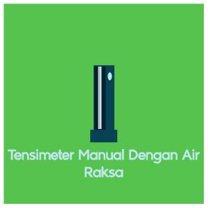 Tensimeter Manual Dengan Air Raksa