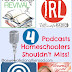 4 Great Podcasts That Homeschoolers Shouldn't Miss