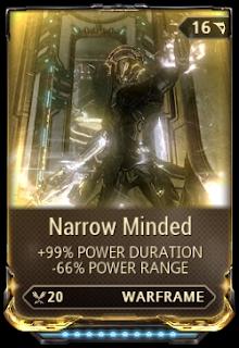 新Narrow Minded