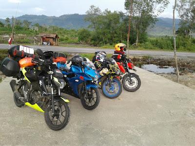 Suzuki GSX-S150/GSX-R150 Sulawesi
