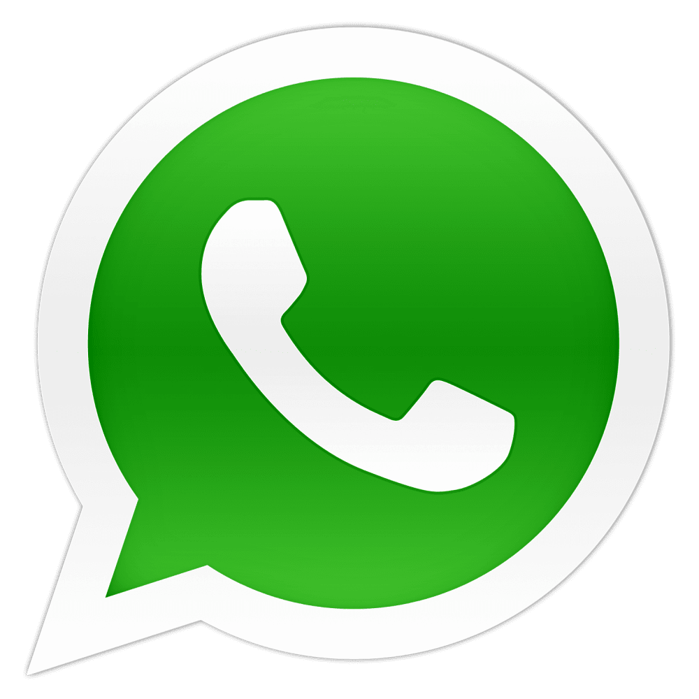 Chat us on whatsapp!
