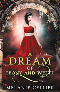 A Dream of Ebony and White - Melanie Cellier