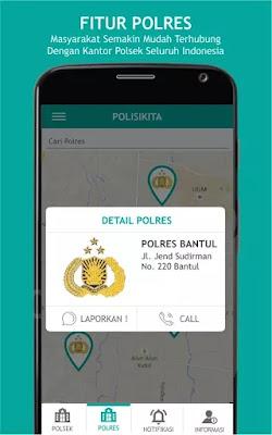 Aplikasi Polisi Kita