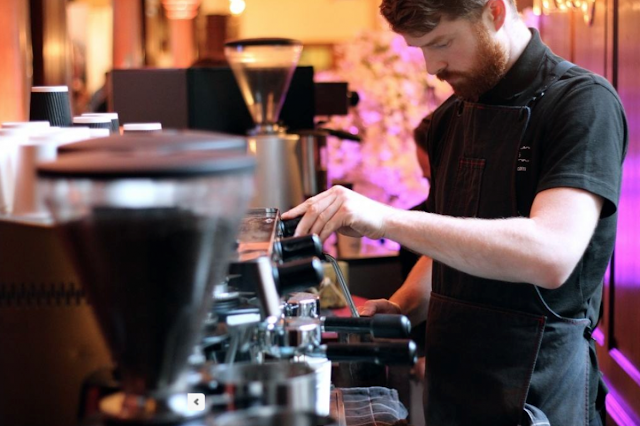 Get The Usefulness Of Coffee Machines Hired By The Vendors