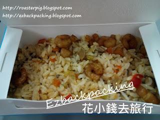 釜山航空飛機餐