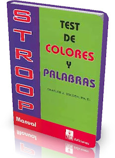 Stroop Stroop Color and Word Test   Test de colores y palabras